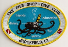 the dive shop brookfield