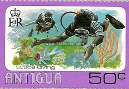 antigua scuba diving