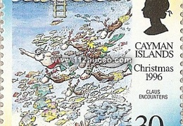 cayman islands claus encounters