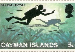 cayman islands scuba diving