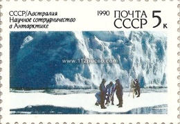 cccp polar research 1990