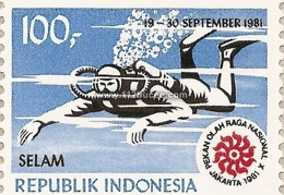 indonesia twin hose diver