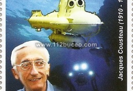 stp 10000 jacques cousteau