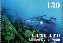 vanuatu million dollar point 130